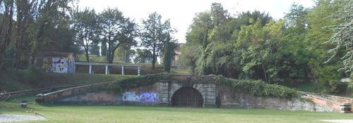 immagine progetto 'Acquedotti storici - Giardino e deposito di Carraia'