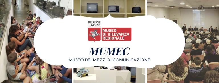 immagine progetto 'Sostegno attività 2021 del MUMEC Museo dei Mezzi di Comunicazione'