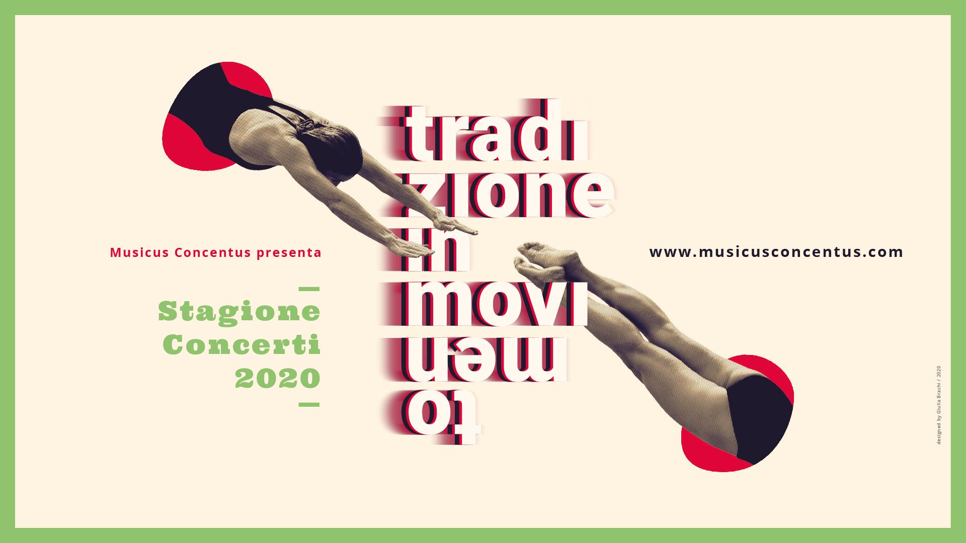 immagine progetto 'Stagione concertistica Tradizione in Movimento 2020'