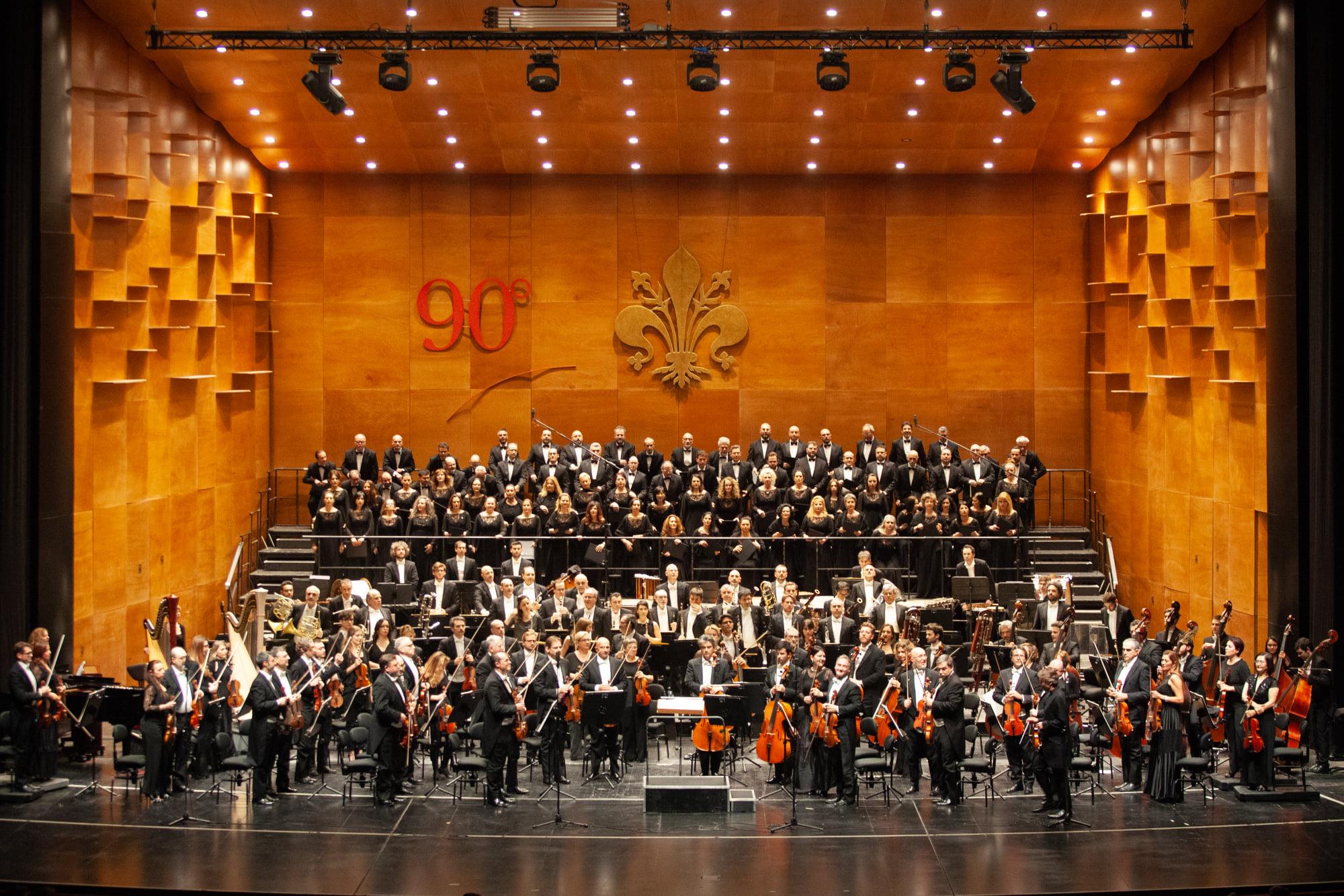 immagine progetto 'SINFONIA N. 9 IN RE MINORE PER SOLI, CORO E ORCHESTRA OP.125  FONDAZIONE TEATRO DEL MAGGIO MUSICALE FIORENTINO'