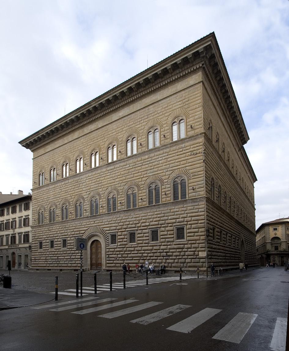 immagine progetto 'Sostegno attività espositiva 2020 della Fondazione Palazzo Strozzi'
