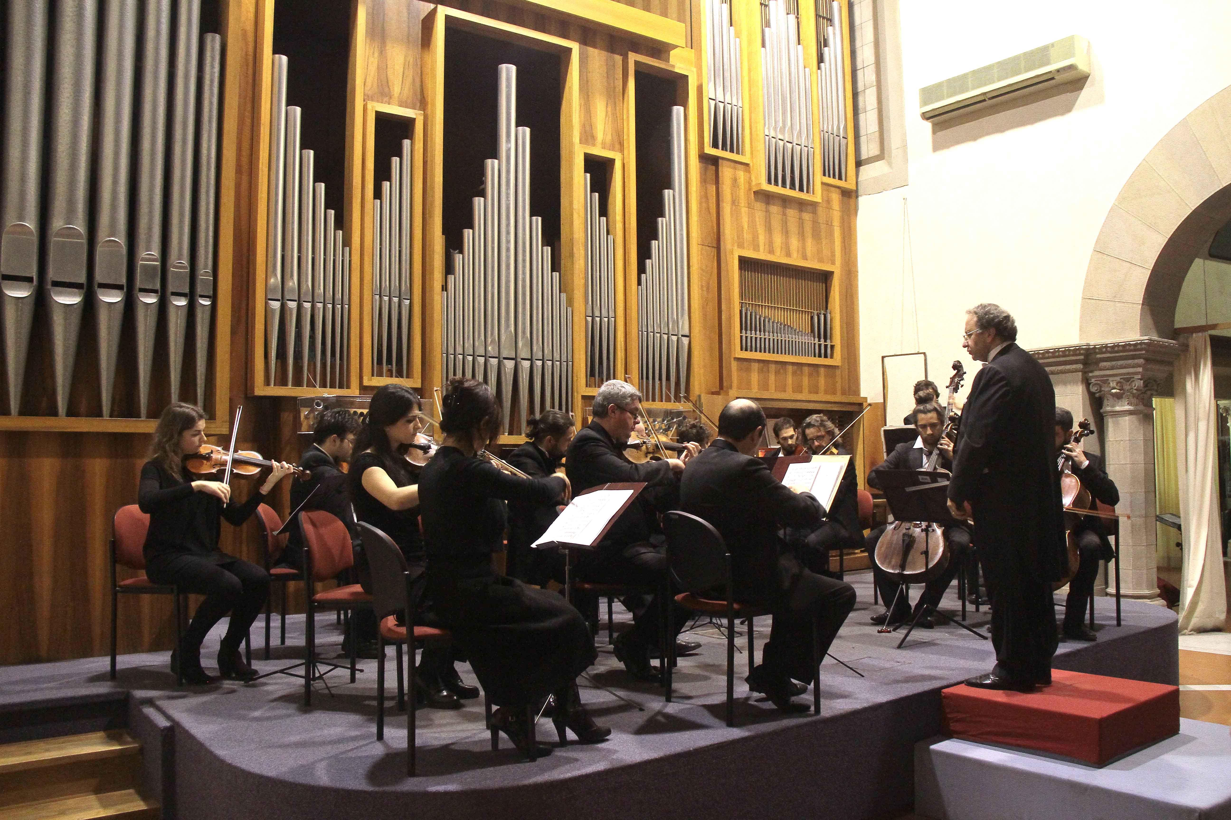 immagine progetto 'I Mercoledì musicali dell'Organo e dintorni'