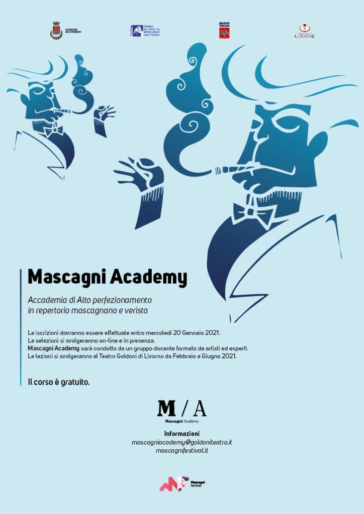 immagine progetto 'Mascagni Academy'