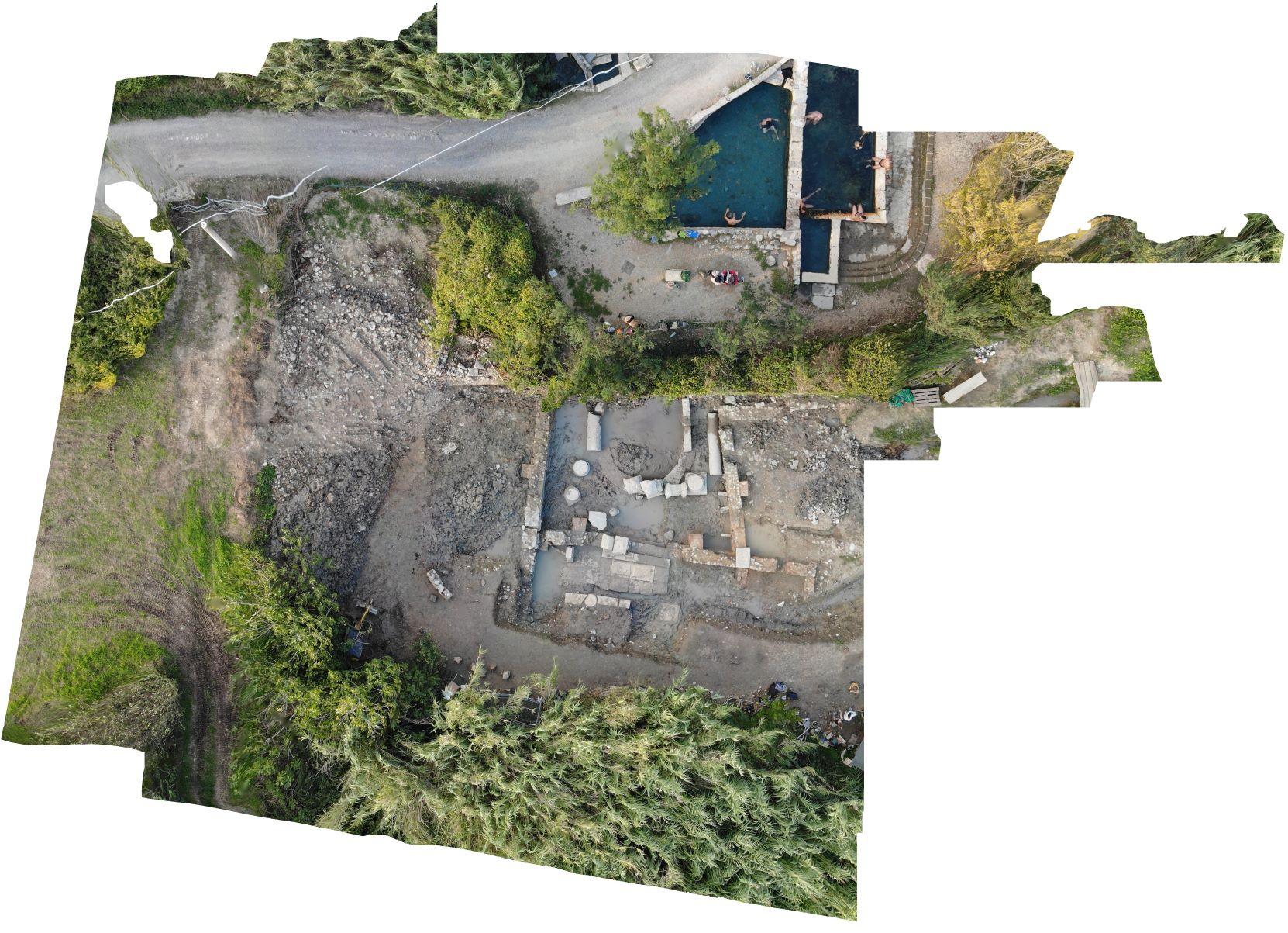 immagine progetto 'Roman Baths Project: La sorgente del Bagno Grande'