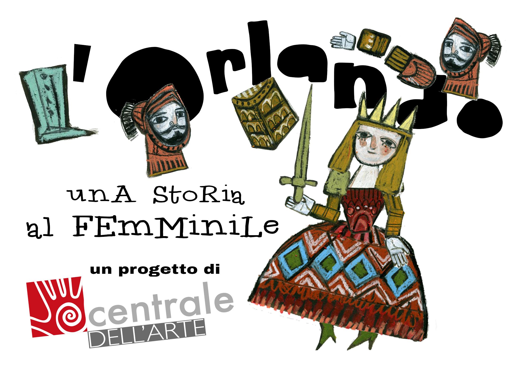 immagine progetto 'L'ORLANDO - una storia al femminile'
